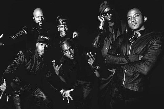 Image of G.O.O.D. Music – Funkmaster Flex Freestyle