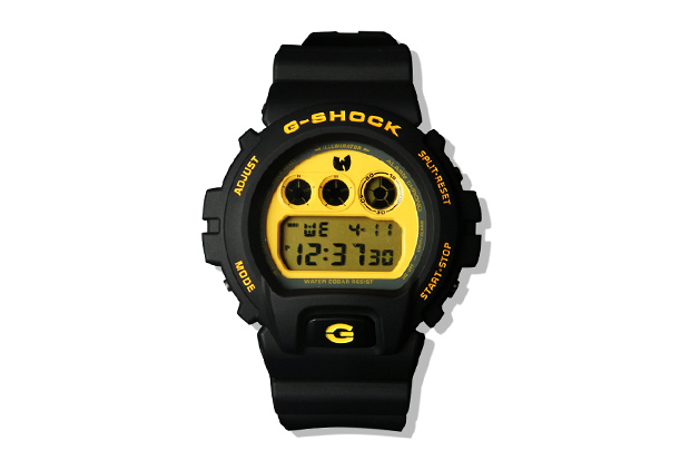 Image of Wu-Tang x Casio G-Shock DW-6900