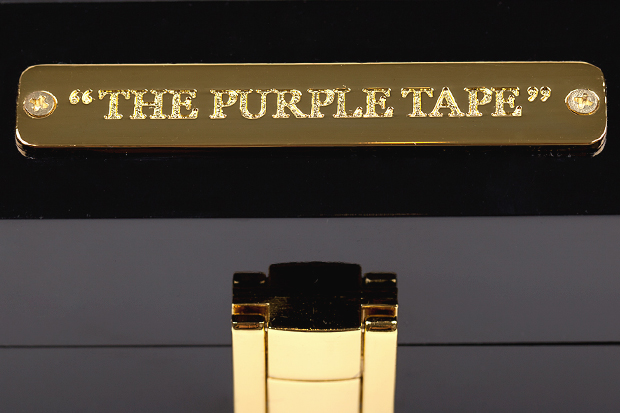"Image of Raekwon's First-Ever ""Purple Tape"" Re-Released Via Get On Down Records"
