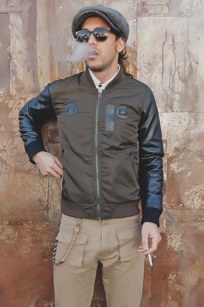 "Image of GPPR 2012 Fall ""The Revolutionary Experience"" Lookbook"