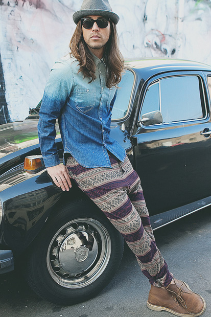 """Image of GPPR 2012 Fall """"The Revolutionary Experience"""" Lookbook"""