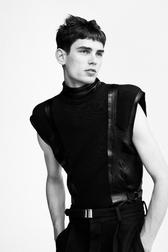 "Image of GQ Germany 2012 Fall/Winter ""Minimal Maximal"" Styled Editorial"