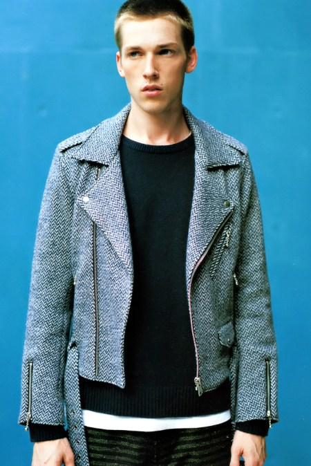 Image of GRIND: MR.GENTLEMAN 2012 Fall/Winter Collection Editorial