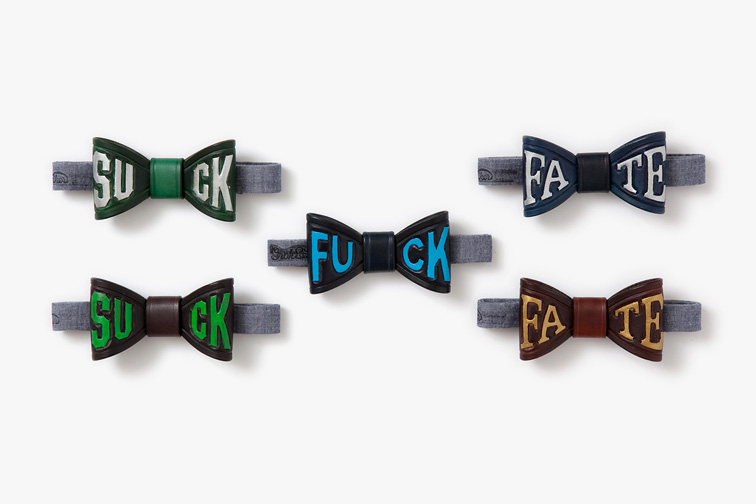 Image of GROK LEATHER 2012 Fall/Winter Bowtie Collection