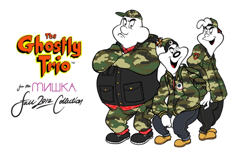 Image of Harvey Comics x Mishka 2012 Capsule Lookbook