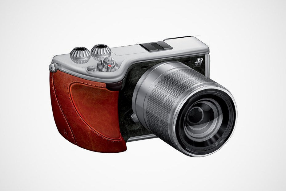 "Image of Hasselblad x Sony NEX ""Lunar Dawn"" Will Cost $6,500 USD"