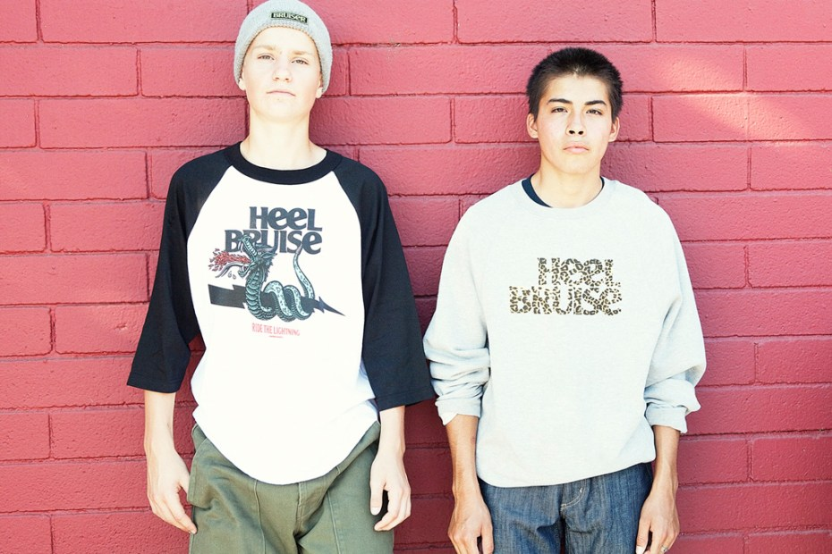 Image of Heel Bruise 2012 Fall Lookbook