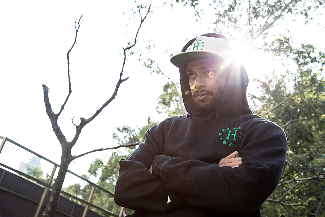 Image of HIGH TIMES x HUF 2012 Fall Capsule Collection