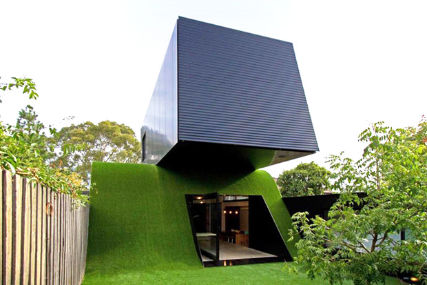 Image of Hill House By Andrew Maynard Architects