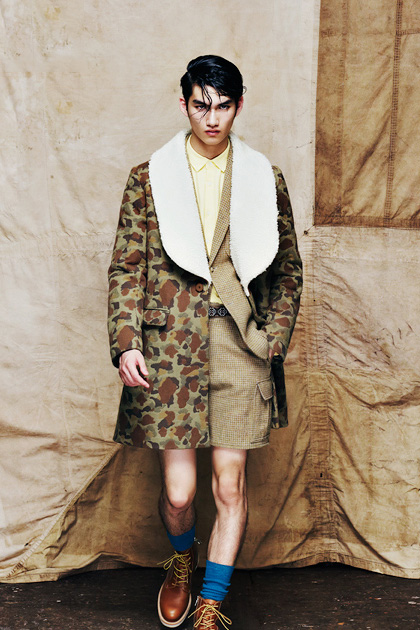 Image of honeyee: PHENOMENON 2012 Fall/Winter Editorial