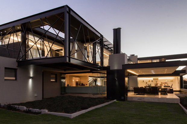 Image of House Ber by Nico Van Der Meulen