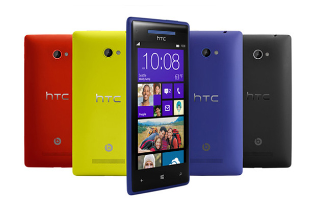 Image of HTC Launches 8S and 8X Windows 8 Phones