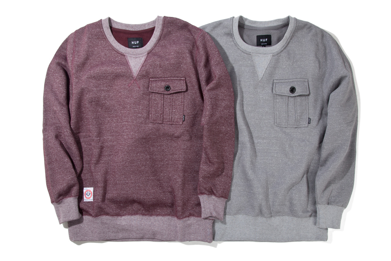 Image of HUF 2012 Fall/Winter New Releases