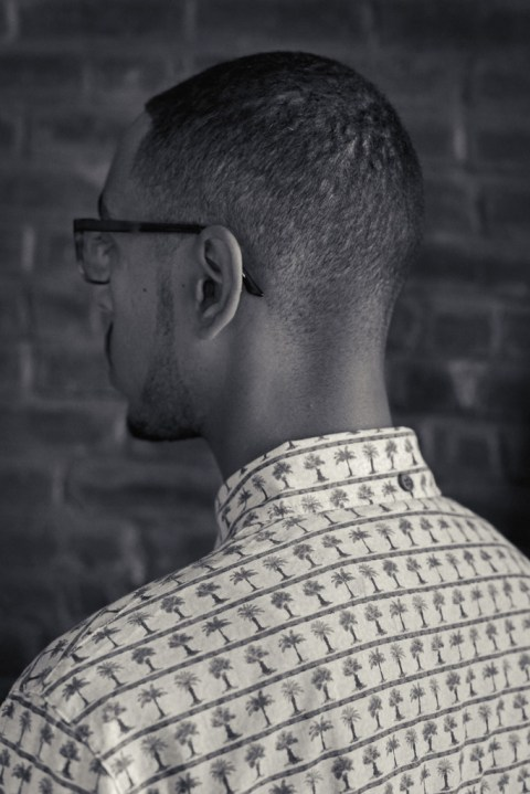"Image of I Love Ugly ""From Largo With Love"" Editorial featuring Oddisee"
