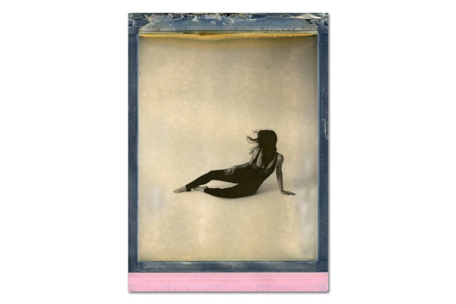 Image of IMPOSSIBLE 8x10 Silver Shade Film