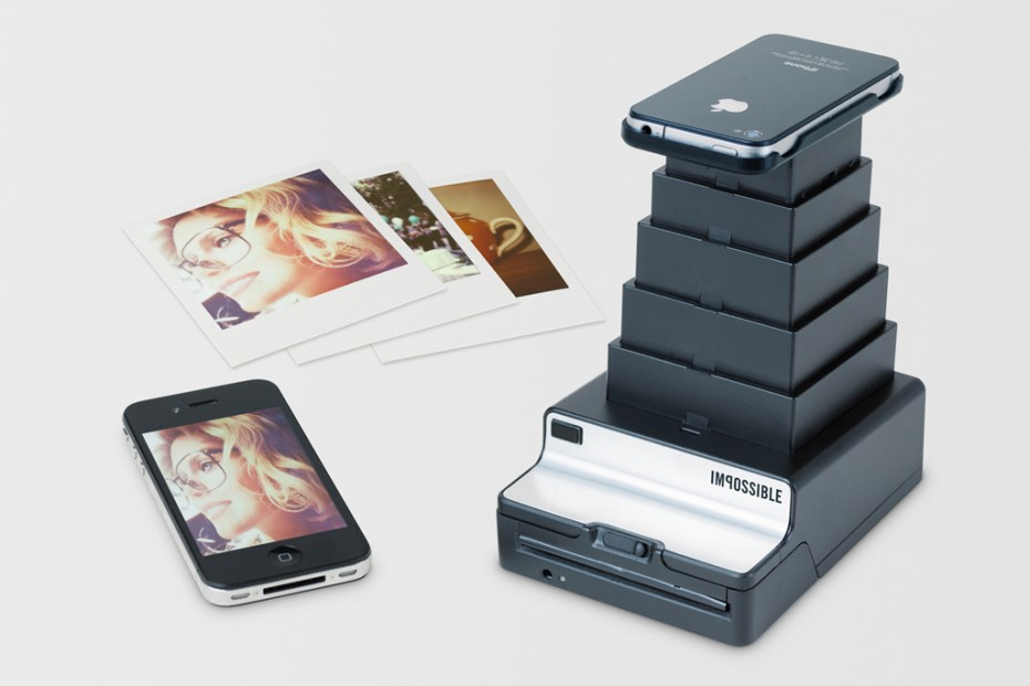 Image of IMPOSSIBLE Bridges the Gap Between Analog and Digital with the Instant Lab