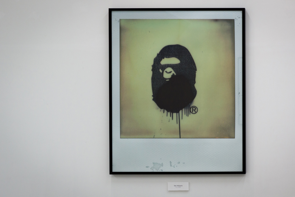 Image of IMPOSSIBLE for BAPE Exhibition @ BAPE GALLERY KYOTO Recap