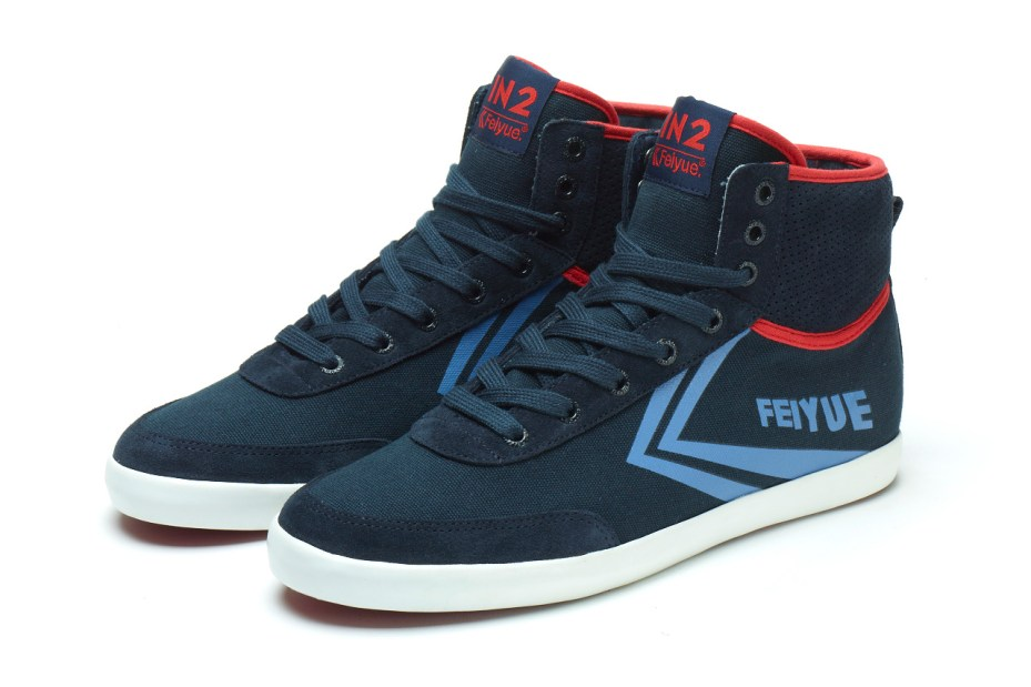 Image of IN2 and Feiyue Release a New Pack of Sneakers and Headphones