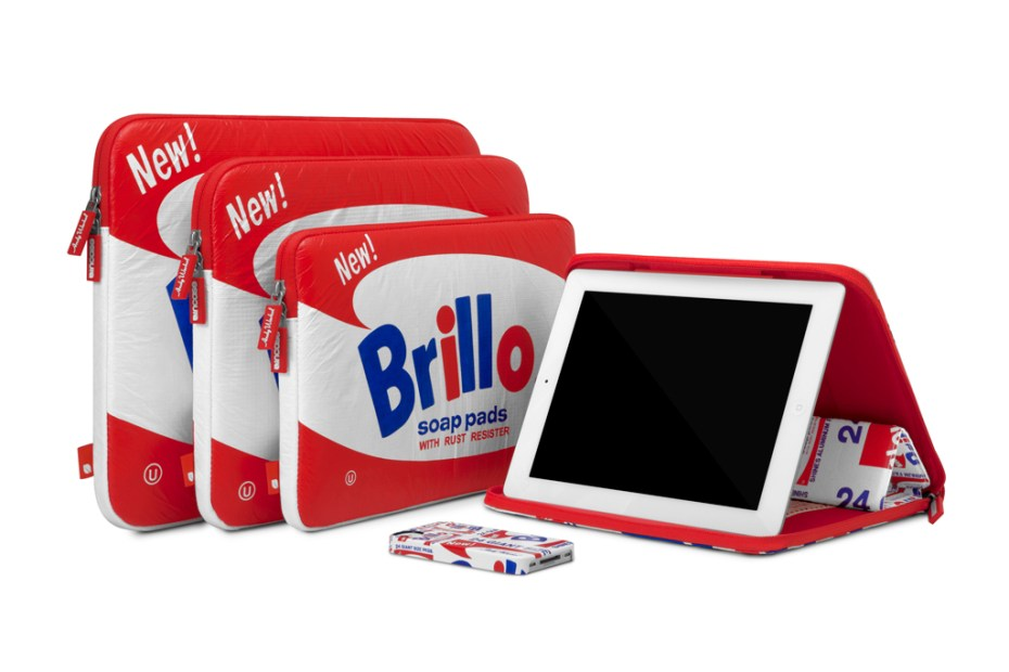 Image of Incase 2012 Fall Andy Warhol Brillo Collection