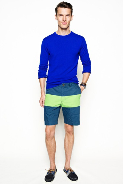 Image of J.Crew 2013 Spring/Summer Lookbook