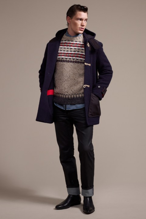 Image of Joe Casely-Hayford for John Lewis 2012 Fall/Winter Collection