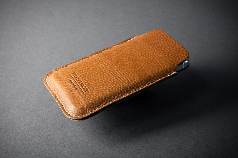 Image of KILLSPENCER iPhone 5 Leather Pouches