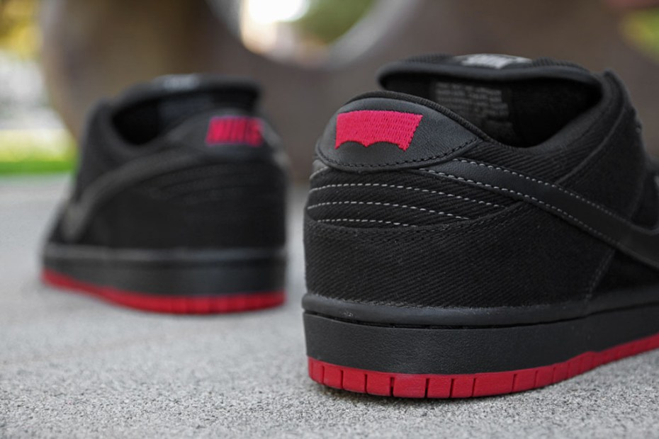 Image of Levi's x Nike SB Dunk Low Premium