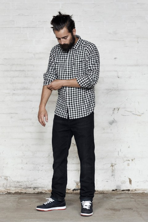Image of Levi's Streetwear 2012 Fall/Winter Collection