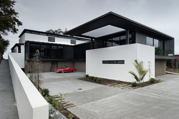 Image of Lucerne House by Daniel Marshall Architects