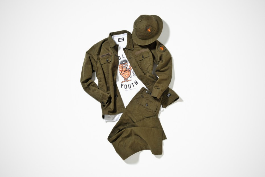 Image of Maiden Noir x New Era Japan 2012 Fall Capsule Collection