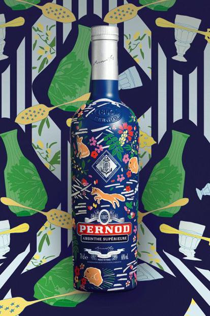 Image of Maison Kitsune x Pernod Absinthe