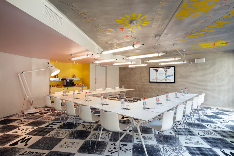 Image of MAMA shelter Hotel by Philippe Starck