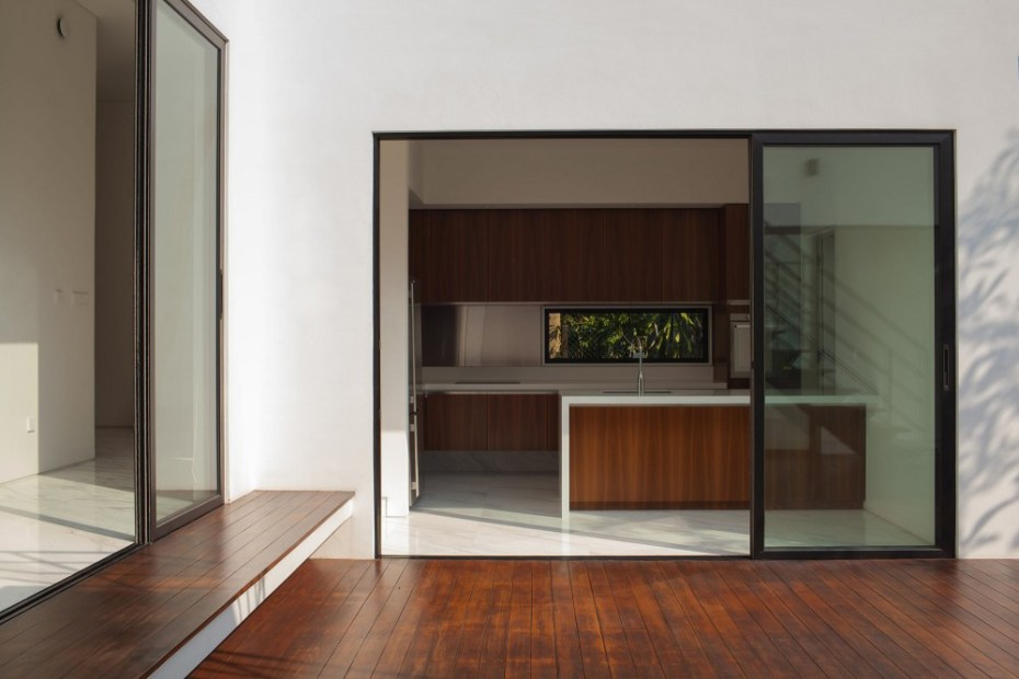 Image of Mandai Courtyard House by Atelier M+A