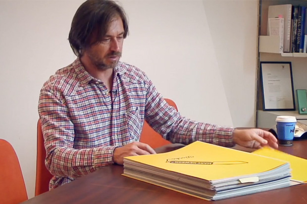 Image of Marc Newson Discusses His Designs