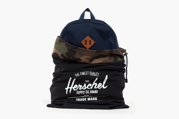 Image of Mark McNairy for Herschel Suppy Co. Backpacks