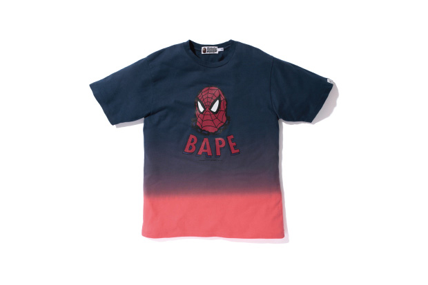 "Image of Marvel Comics x A Bathing Ape 2012 Fall/Winter ""Spider-Man"" 2nd Drop"