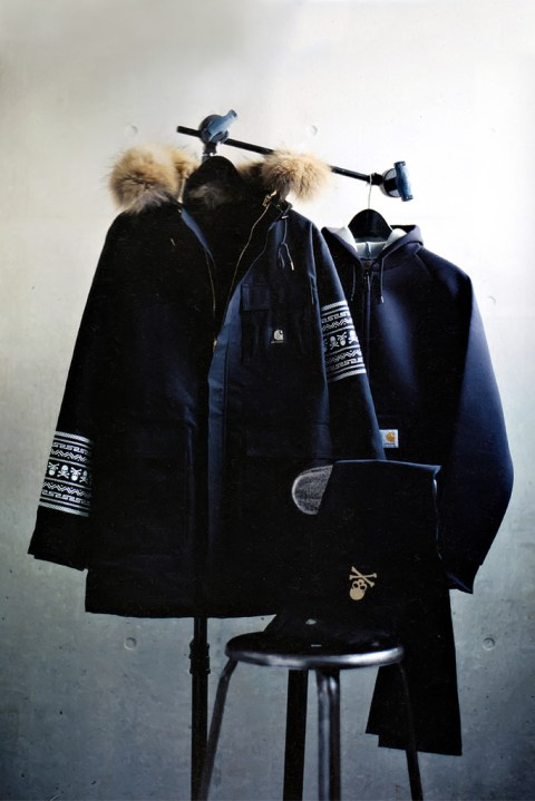 Image of mastermind JAPAN x Carhartt 2012 Fall/Winter Capsule Collection