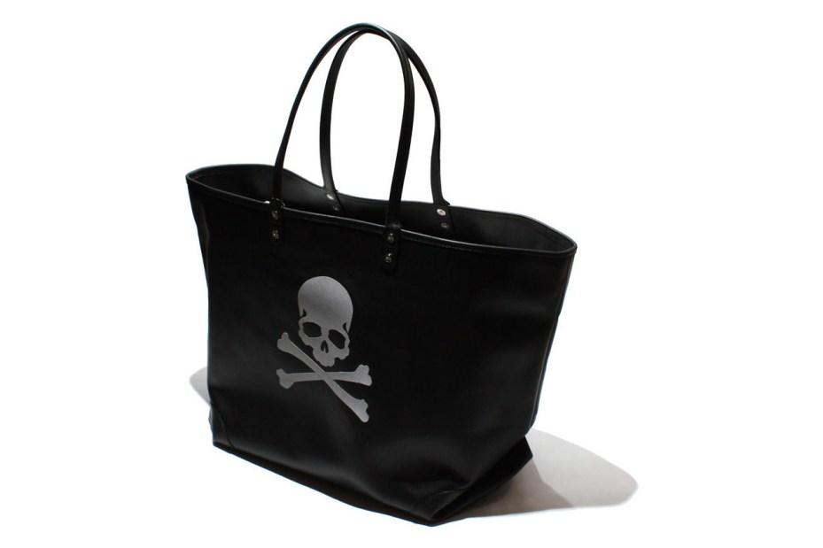 "Image of mastermind JAPAN ""New Order"" Tote Bag"