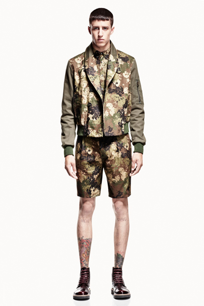 Image of McQ by Alexander McQueen 2013 Spring/Summer Lookbook