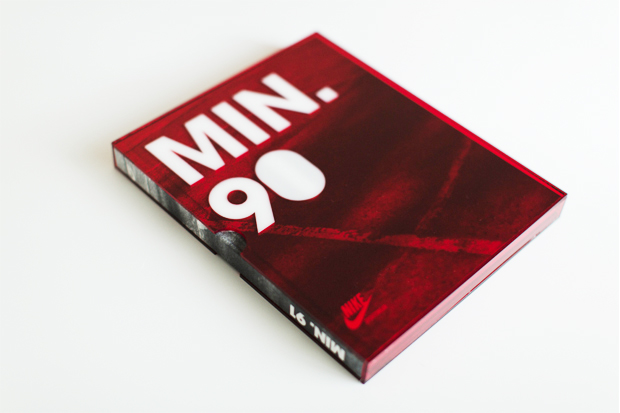 Image of Min. 91 Book for Nike
