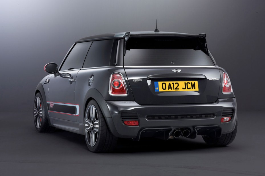 Image of Mini Cooper JCW GP