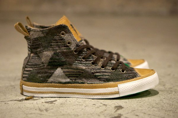 Image of Missoni x Converse 2012 Fall Chuck Taylor All Star Hi Preview