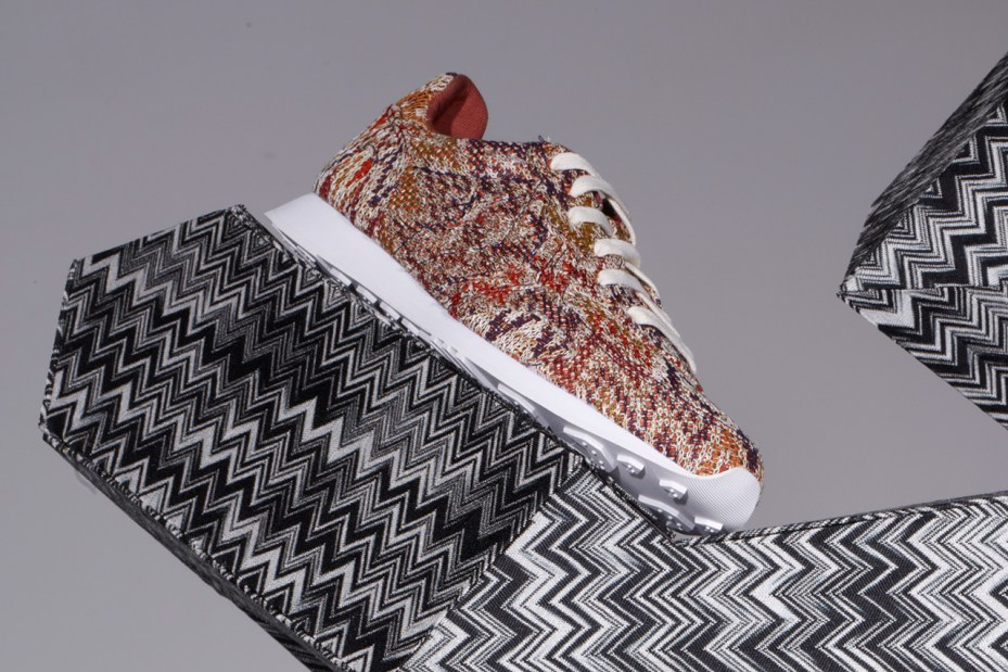 "Image of Missoni x Converse 2012 Fall/Winter ""Archive Project"""