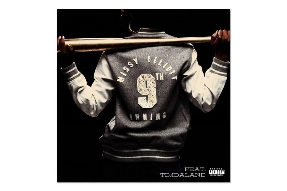 "Image of Missy Elliott & Timbaland – ""9th Inning"" & ""Triple Threat"""