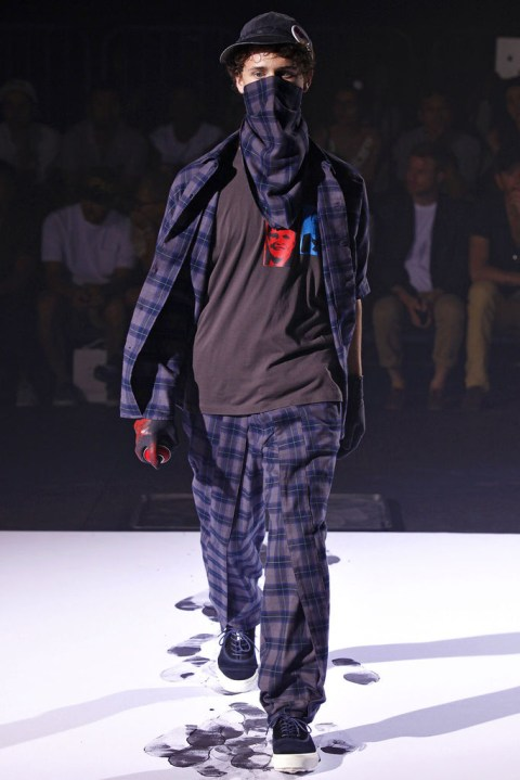 Image of N.HOOLYWOOD 2013 Spring/Summer Collection