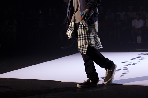 Image of N.HOOLYWOOD 2013 Spring/Summer Collection Details