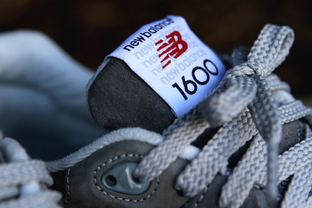 Image of New Balance 2012 Fall CM1600 Grey