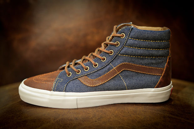 "Image of Nice Kicks x Vans Vault ""The Duel"" Pack"