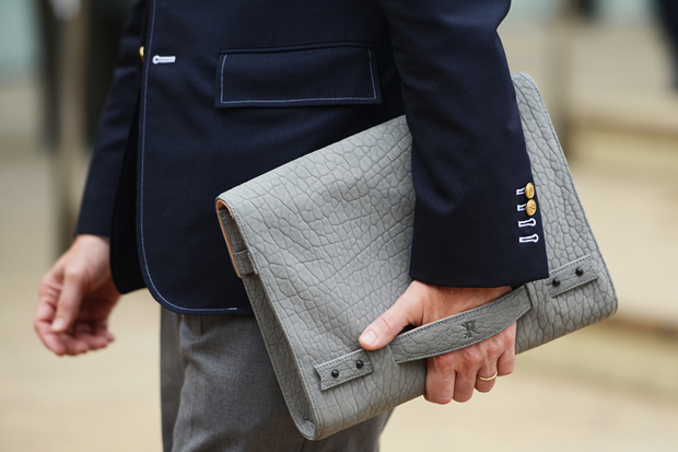 "Image of Nick Wooster x Parabellum ""Wooster"" Clutch"