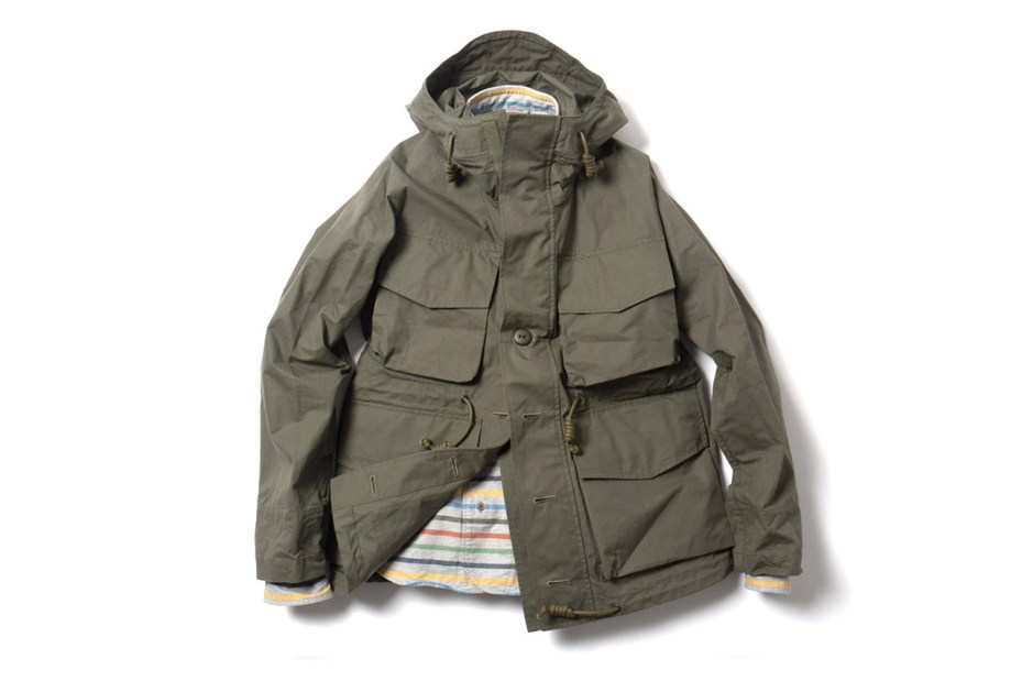 Image of Nigel Cabourn Mainline September 2012 Releases